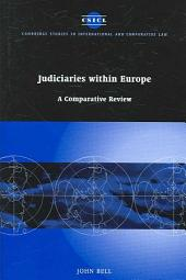 Judiciaries within Europe: A Comparative Review