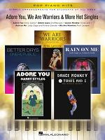 Adore You, We Are Warriors & More Hot Singles: Pop Piano Hits Series