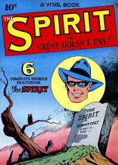 The Spirit, Number 2, Crime Doesn't Pay