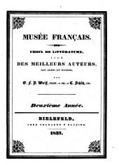 Musée français: Volume2