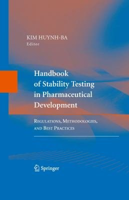 Handbook of Stability Testing in Pharmaceutical Development