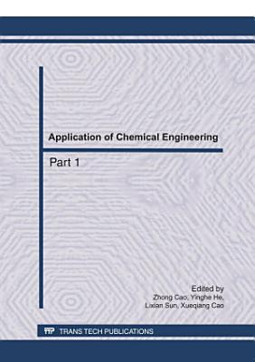 Application of Chemical Engineering