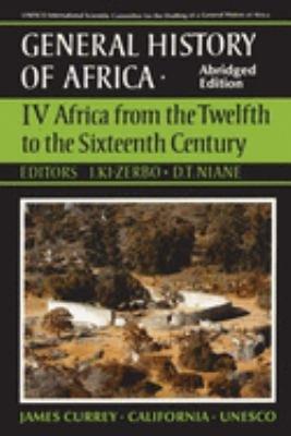 UNESCO General History of Africa  Vol  IV  Abridged Edition PDF