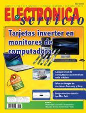Electrónica y Servicio: Tarjetas inverter en monitores de computadora