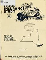 Flood Insurance Study PDF