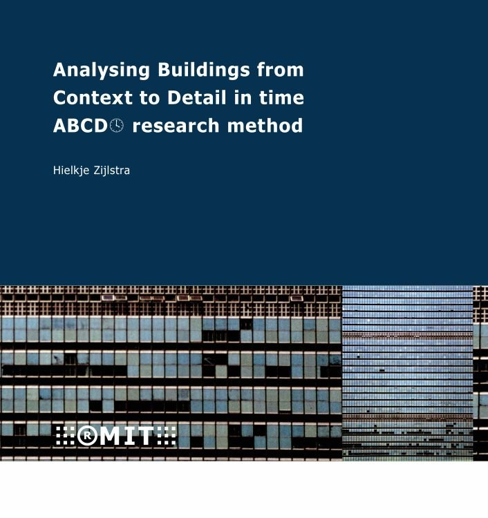 Analysing Buildings from Context to Detail in Time