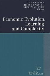 Economic Evolution, Learning, and Complexity