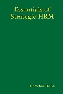 Essentials of strategic HRM PDF