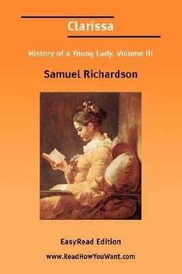 Clarissa: History of a Young Lady
