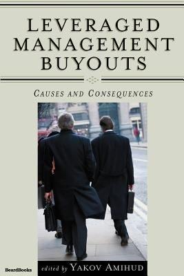 Leveraged Management Buyouts PDF