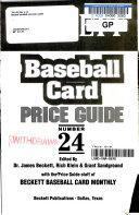 Beckett Baseball Card Price Guide PDF
