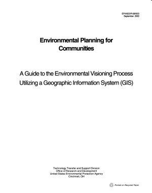 Environmental Planning for Communities PDF
