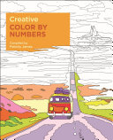 Creative Color By Numbers Book PDF