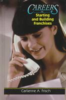 Careers in Starting and Building Franchises PDF