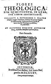 Flores Theologicarum quaestionum in quartum librum sententiarum: Page 2