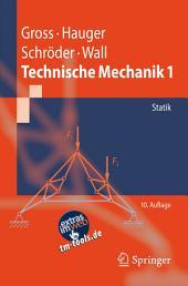 Technische Mechanik 1: Statik, Ausgabe 10