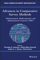 Advances in Comparative Survey Methods PDF
