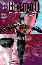 Batman Beyond (2011-) #4
