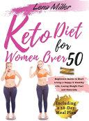 Keto Diet for Women Over 50 PDF