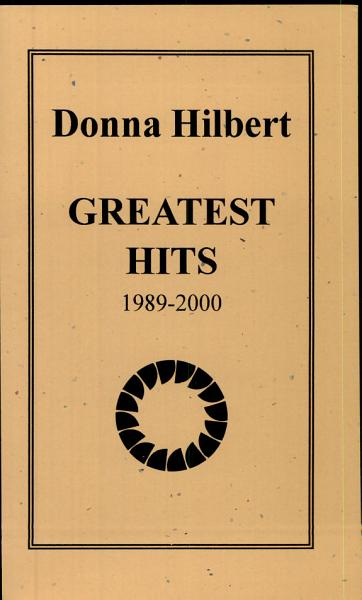 Greatest Hits  1989 2000 PDF