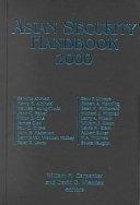 Asian Security Handbook 2000 PDF