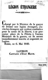 Légion étrangere