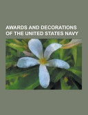 Awards and Decorations of the United States Navy