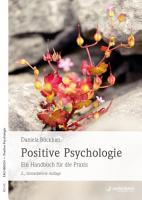 Positive Psychologie PDF