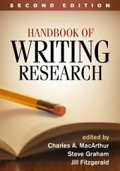 Handbook of Writing Research, Second Edition: Edition 2
