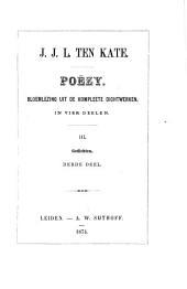 Poëzy: bloemlezing uit de kompleete dichtwerken, Volume 3