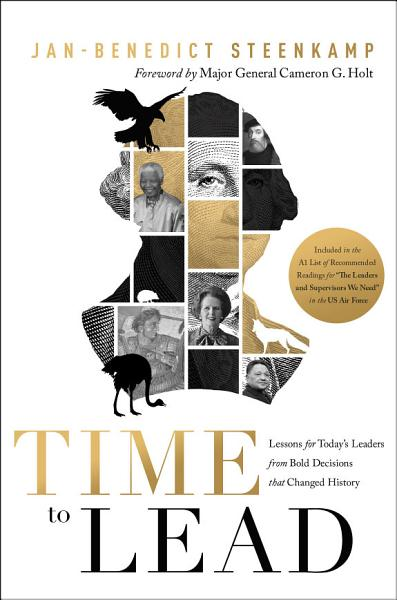 Download Time to Lead Book
