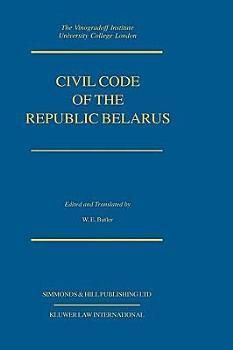 Civil Code of the Republic Belarus PDF