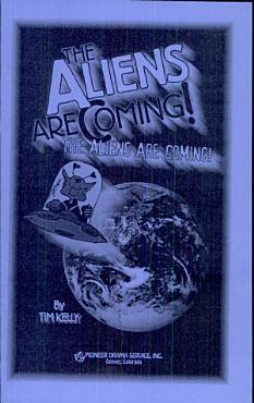 The Aliens are Coming  The Aliens are Coming  PDF