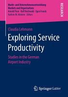 Exploring Service Productivity PDF