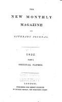 The New Monthly Magazine and Literary Journal PDF