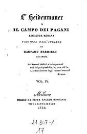 """""""L'"""" Heidenmauer o il campo dei pagani leggenda renana: 14-15,17"""