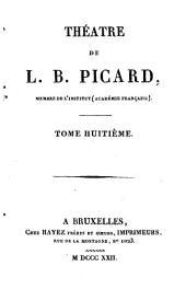 Théâtre: Volume8