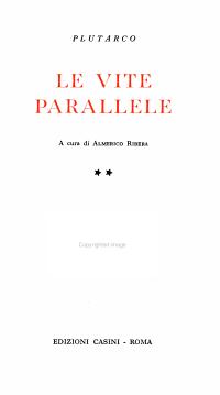 Le vite parallele PDF