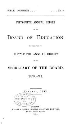 Annual Report of the Board of Education PDF