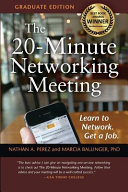 The 20 minute Networking Meeting
