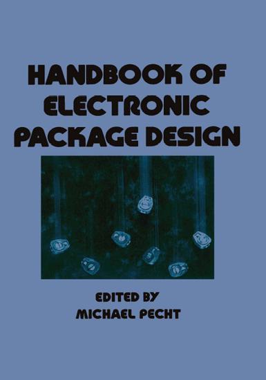 Handbook of Electronic Package Design PDF