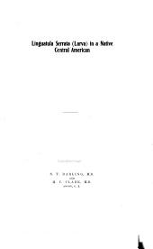 Linguatula Serrata (larva) in a Native Central American
