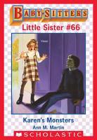 Karen s Monsters  Baby Sitters Little Sister  66  PDF
