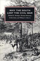 Why the South Lost the Civil War PDF