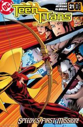 Teen Titans (2003-) #21