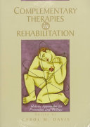 Complementary Therapies in Rehabilitation