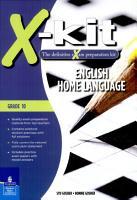 X kit Fet G10 English Home Languag PDF
