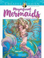 Creative Haven Magnificent Mermaids Coloring Book PDF