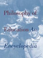 Philosophy of Education PDF