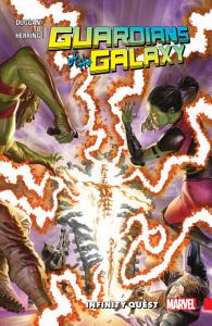 All New Guardians Of The Galaxy Vol  3 Book
